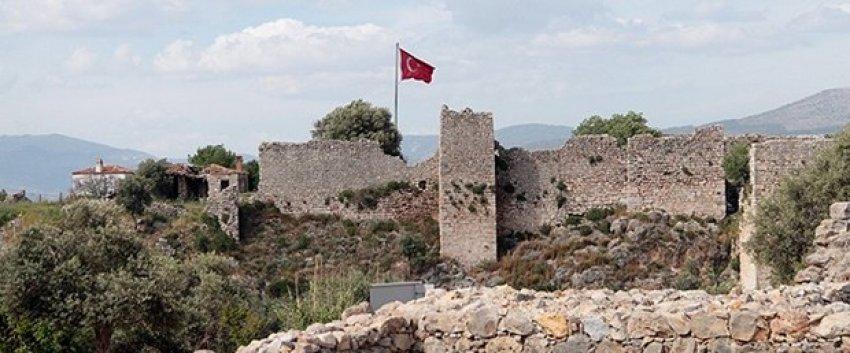 Beçin Kalesi UNESCO kalıcı listesine girmeye hazırlanıyor