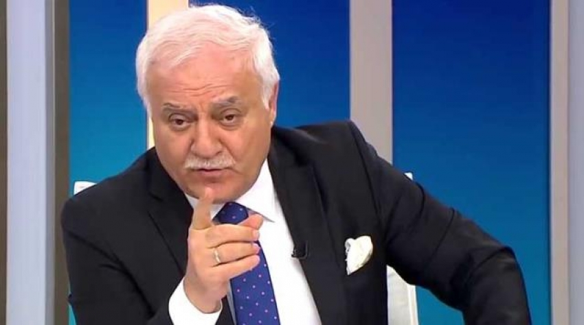 Nihat Hatipoğlu'nu sinirlendiren soru