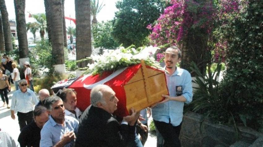 Bedri Koraman'ın cenazesinde gerginlik