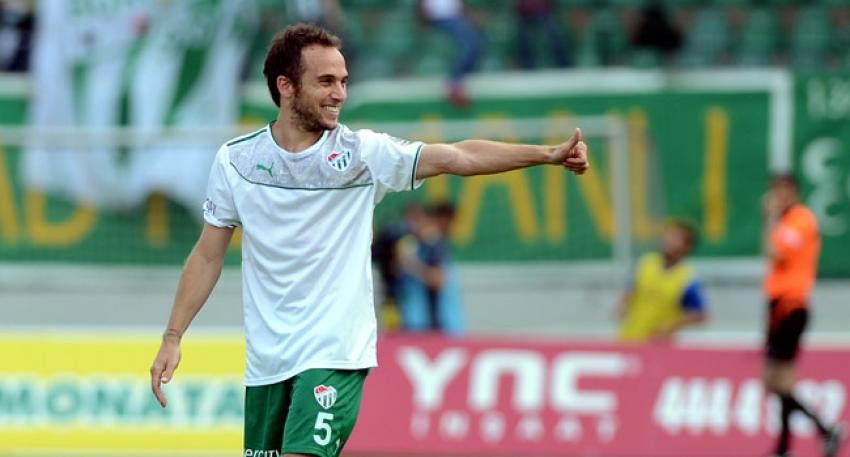 Belluschi resmen Bursaspor'da kaldı