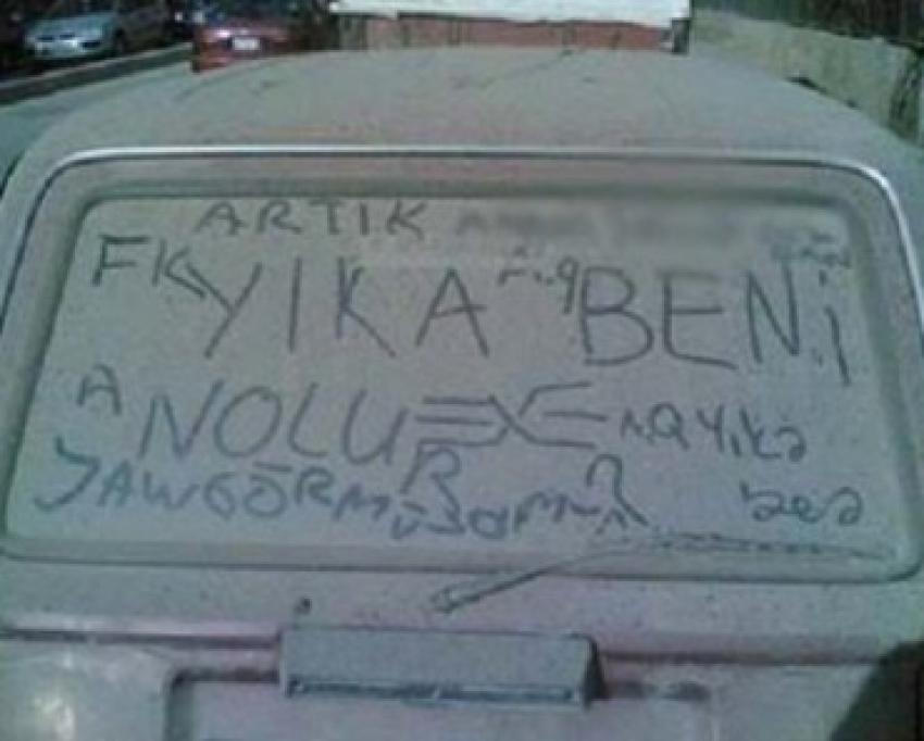 Türkiye'de hiç böylesi görülmedi!