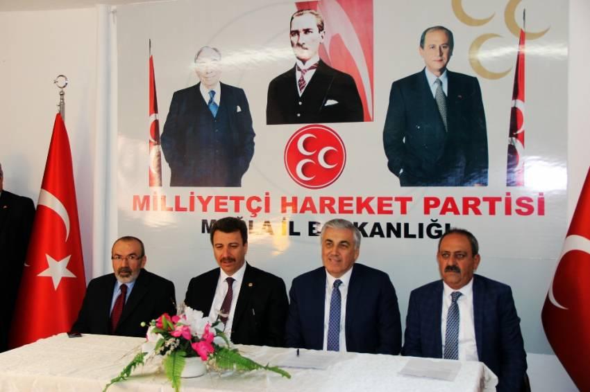 """""""Ortadoğu'da asıl hedef Türkiye"""""""