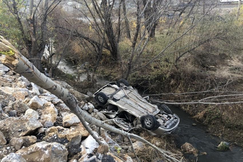 Başkent'te feci kaza: 3 ölü, 2 yaralı
