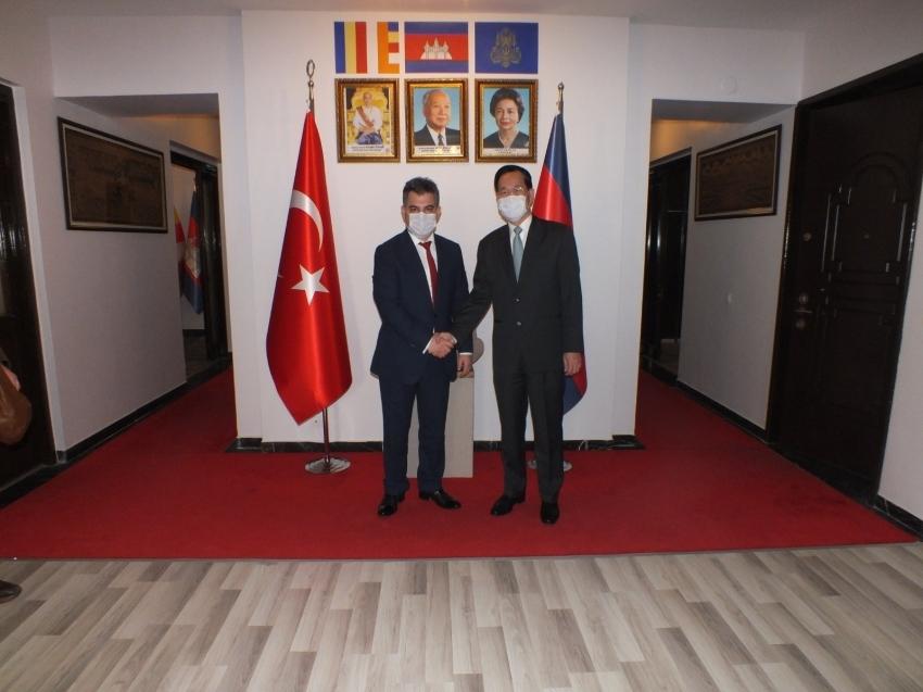 Türkiye-Kamboçya İş Formu Konferansı Ankara'da yapılacak