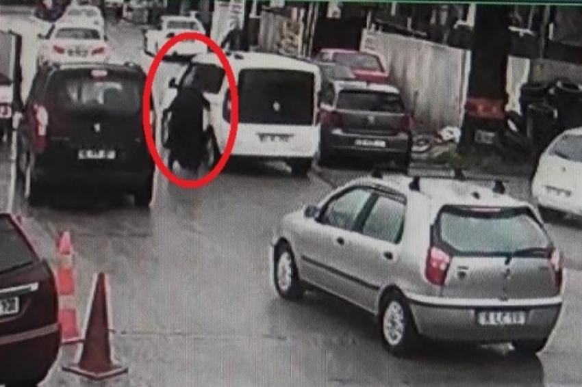 Bursa'da araç hırsızlığına 3 gözaltı