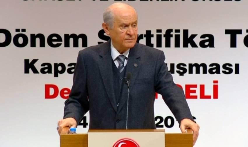 """""""2016 yılı terörün parantezine alındı"""""""