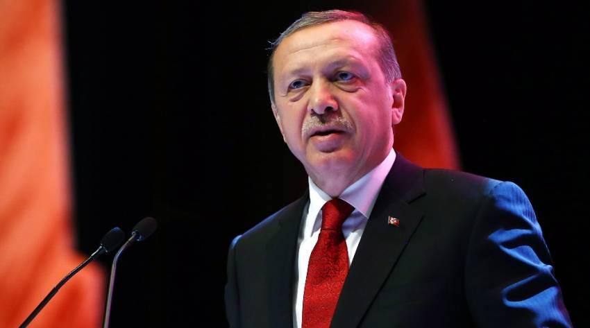 Cumhurbaşkanı Erdoğan emniyete saldırı girişimiyle ilgili bilgi aldı