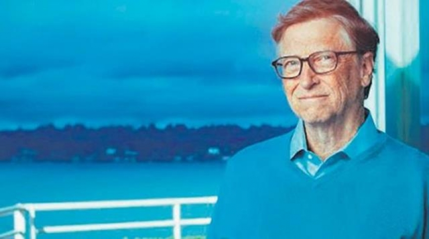 Bill Gates Bodrum'a demir attı! Akşam yemeği için gittiği restoranda 80 bin liralık hesap ödedi