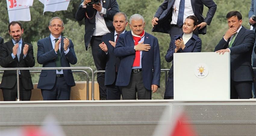 Yıldırım'dan CHP'ye 'eş başkanlık' eleştirisi