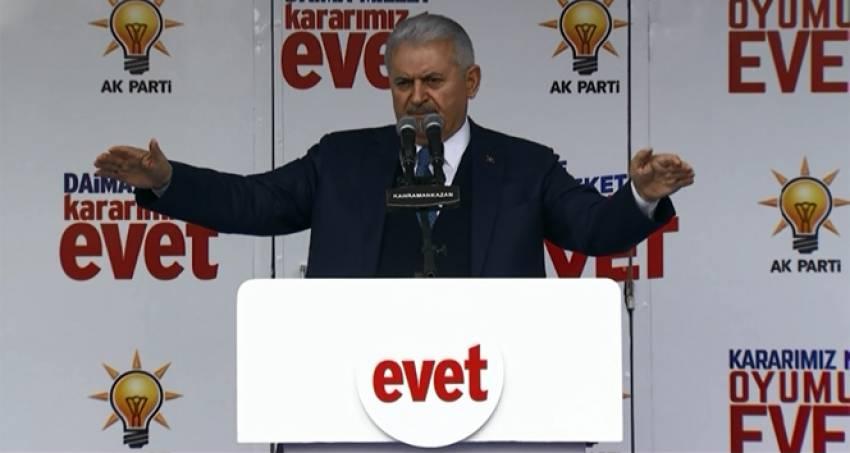 Binali Yıldırım'dan Kılıçdaroğlu'na eleştiri