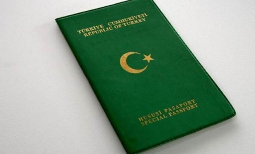 Binlerce kişiye yeşil pasaport müjdesi!