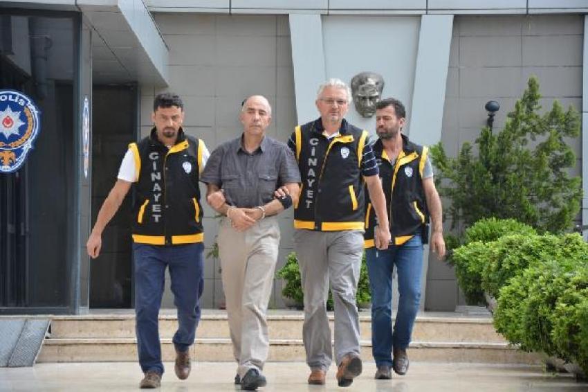 Bursa'da dehşet saçan polis tutuklandı!