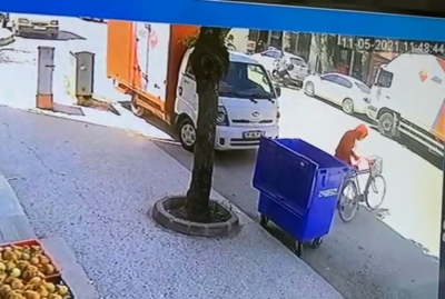 İnegöl'de bisiklet hırsızlığı