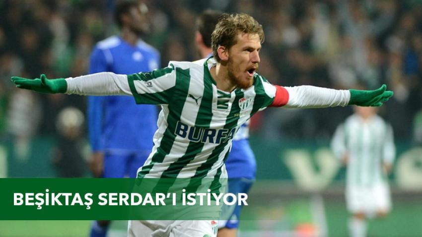 Beşiktaş Serdar'ı istiyor