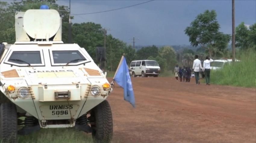 BM'den Güney Sudan'a yeni barış gücü