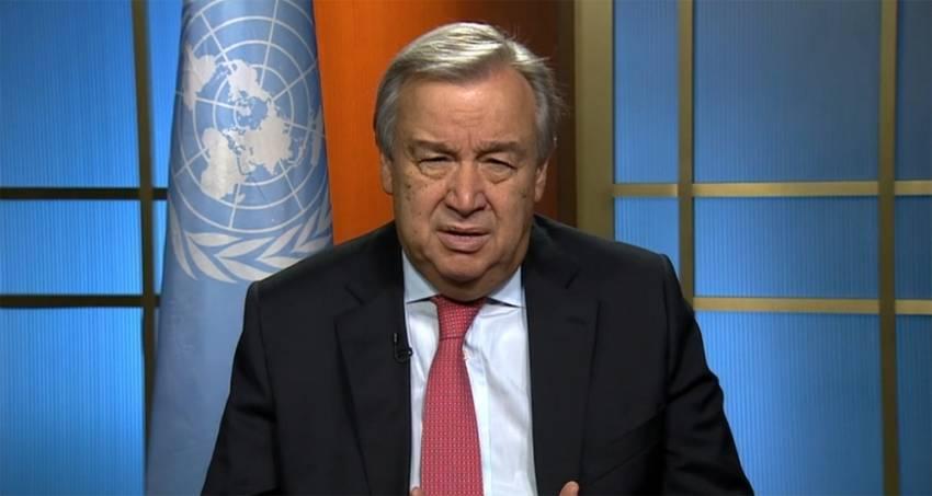 BM'nin yeni Genel Sekreteri Türkiye'ye geliyor