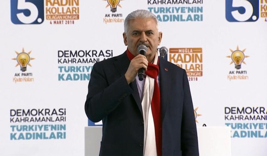 """""""Afrin'de kahraman Mehmetlerimiz destan yazıyor"""""""