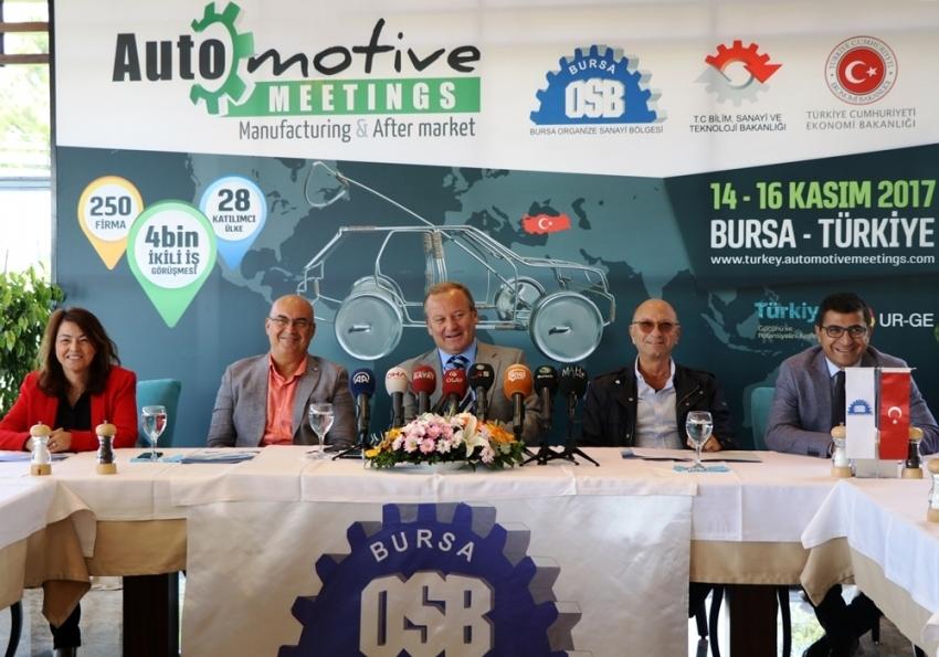 Bursa, otomotiv buluşmalarına ev sahipliği yapacak