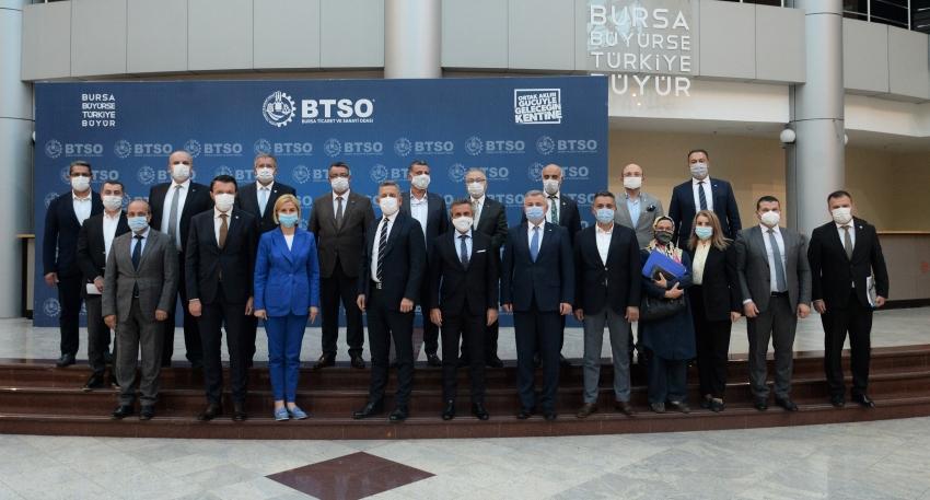 Gagavuzya Bursalı yatırımcıları bekliyor