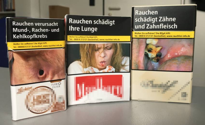 Bu kareler sigara kullanımını azalttı