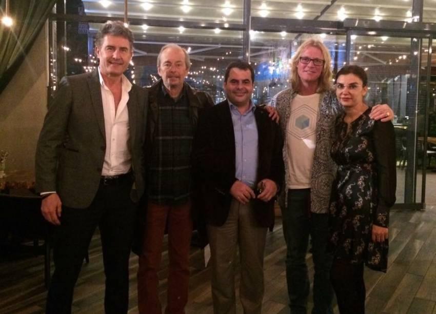 Vilco van Herpen, tecrübelerini BUÇAD üyeleriyle paylaştı