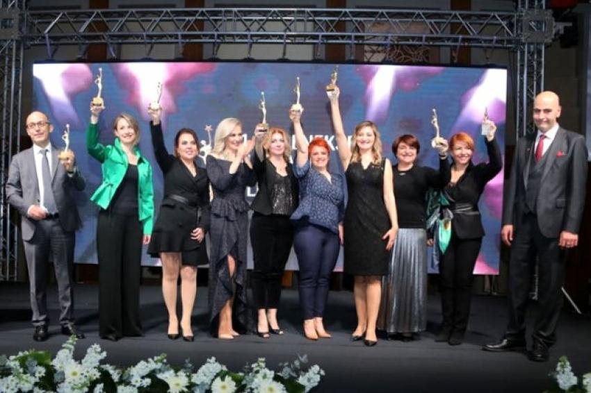 Bursa'nın en başarılı iş kadını belli oldu