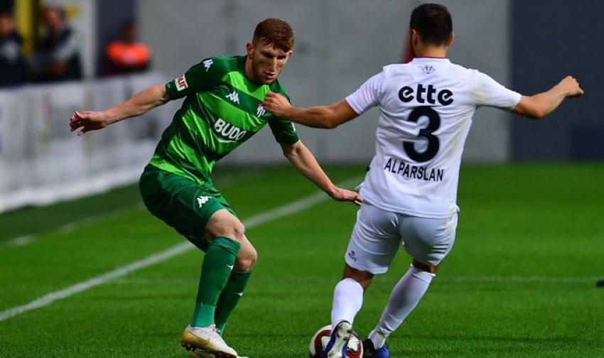 F.Karagümrük 3-1 Bursaspor