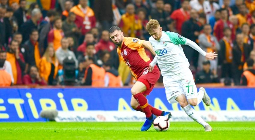 Burak'ı Galatasaray mı istiyor?