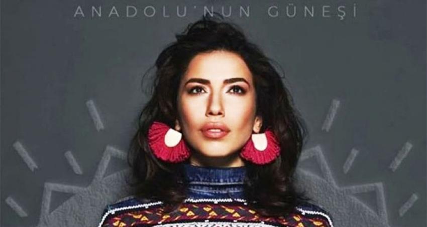Burcu Güneş'ten türkü albümü