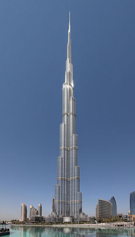 İşte dünyanın en yüksek 10 binası!