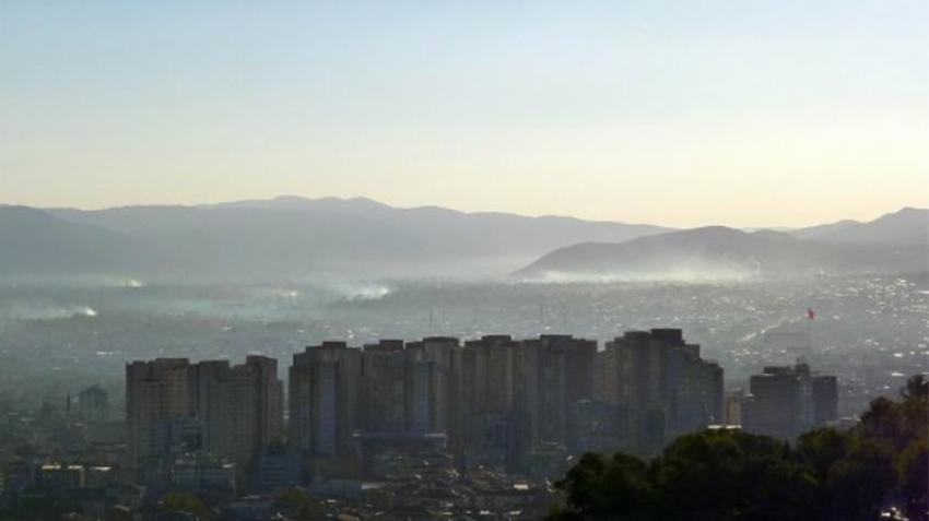 Bursa'nın karbon ayak izi saptanıyor