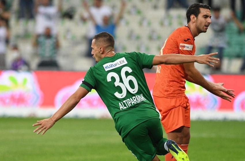 Bursaspor Adanasporla start aldı