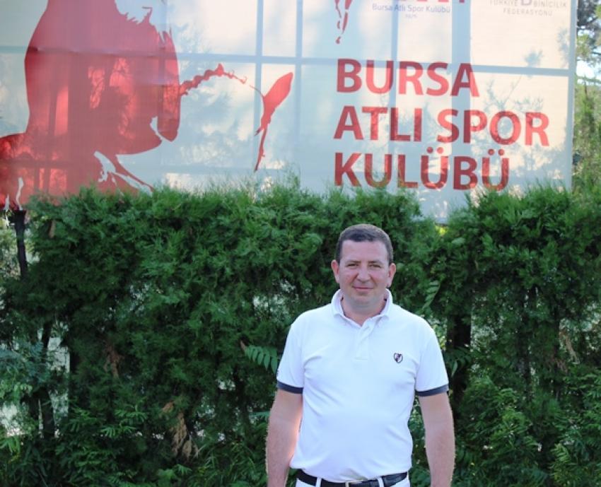 Bursa Atlı Spor Kulübü'nde heyecanlı yarışma