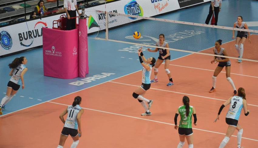 Bursa Büyükşehir Belediyespor 3-0 Sarıyer Belediyesi