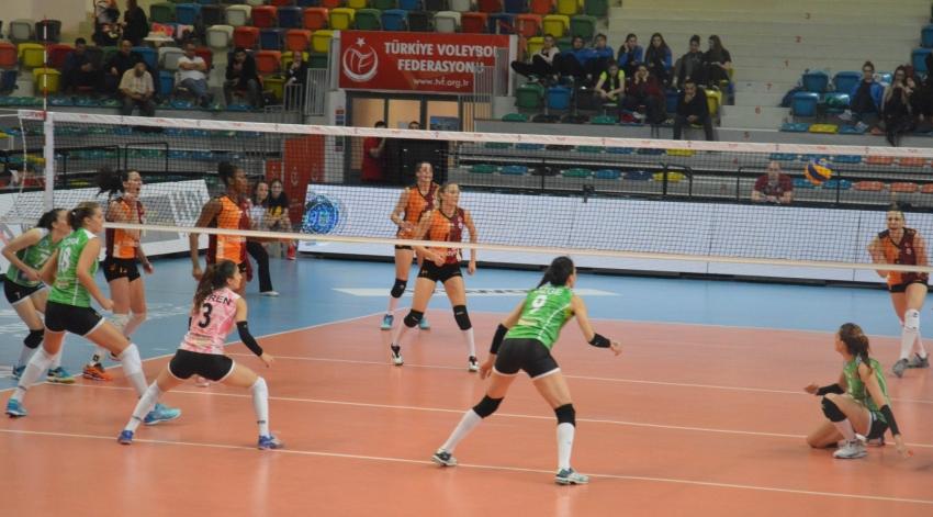 Bursa Büyükşehir Belediyespor 0-3 Galatasaray