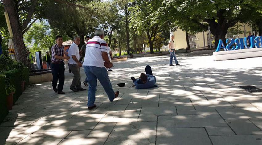 Bursa'daki cinayette şoke eden ifade!