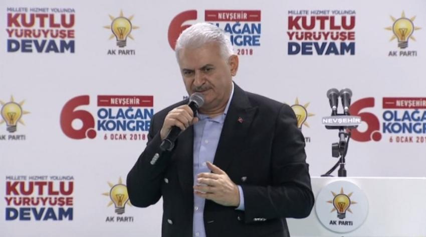 Başbakan'dan Kılıçdaroğlu'na: Biraz daha oyalan