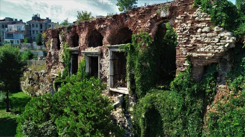 İstanbul'un saklı sarayı açık hava müzesi olacak