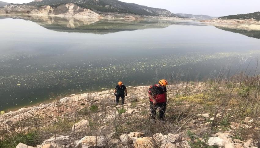 Kaybolan 57 yaşındaki adamı bulmak için su altında arama çalışması sürüyor