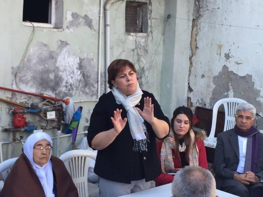Elif Doğan Türkmen istifa etti