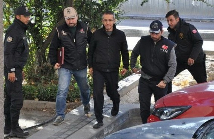 Eski savcı Ferhat Sarıkaya tutuklandı