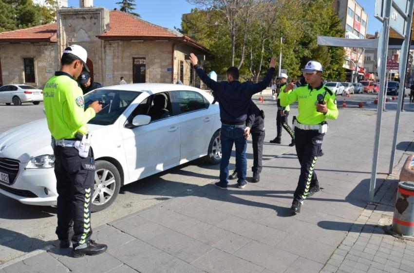 """81 ilde eş zamanlı """"Türkiye Güven Huzur-6"""" uygulaması"""