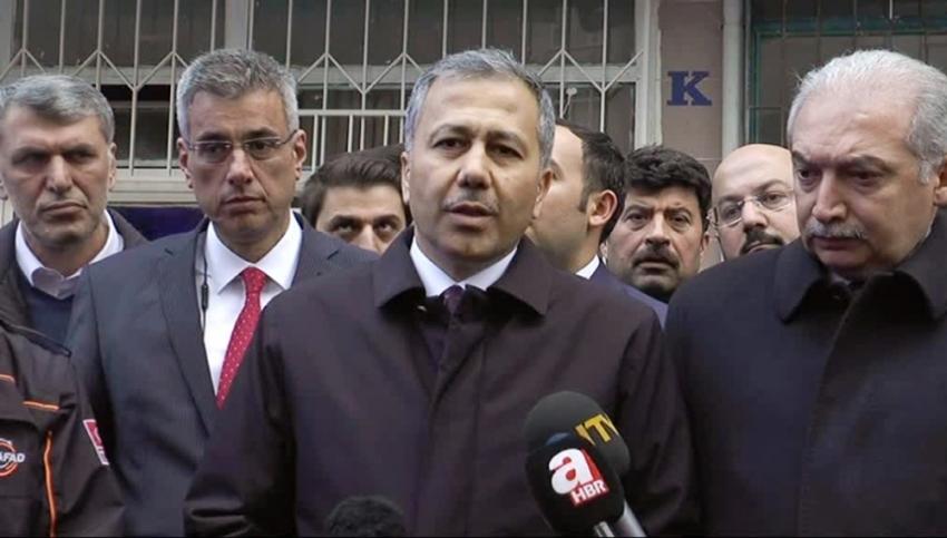 İstanbul'a Vali Yerlikaya vekalet edecek
