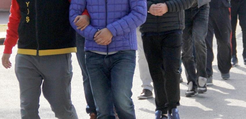 Osmaniye'de HTŞ operasyonu: 9 gözaltı