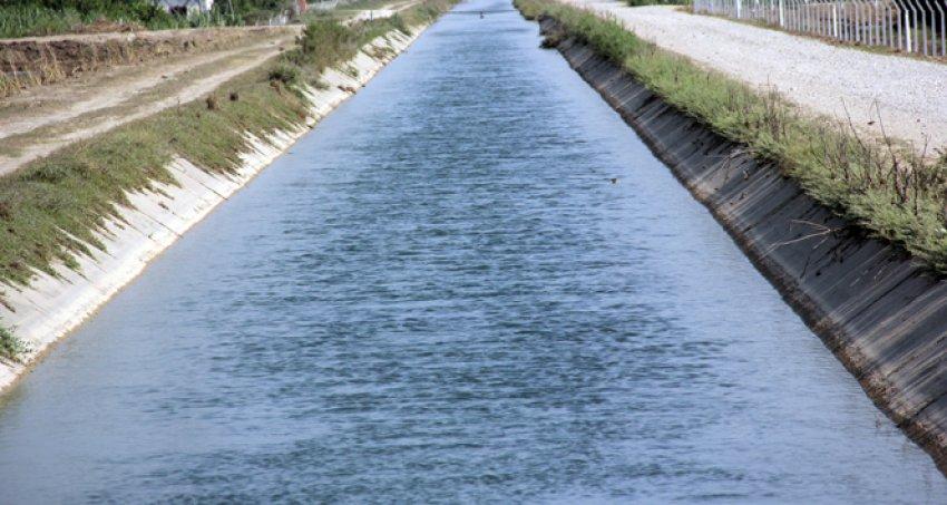 Sulama kanalına düşen 2 Suriyeli kardeş boğuldu