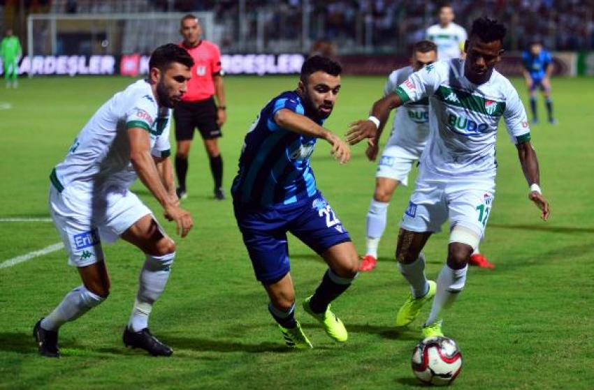Adana DS. 4-1 Bursaspor