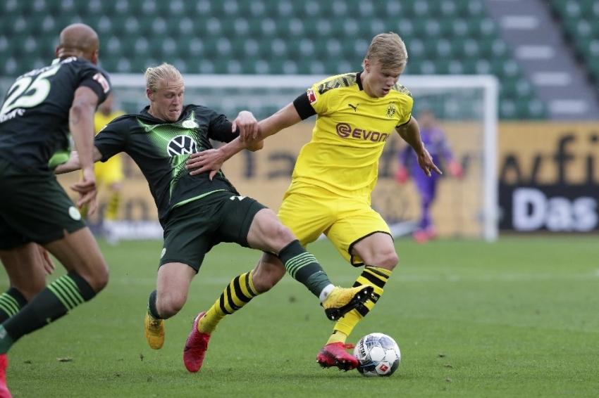 B.Dortmund deplasmandan üç puanla döndü