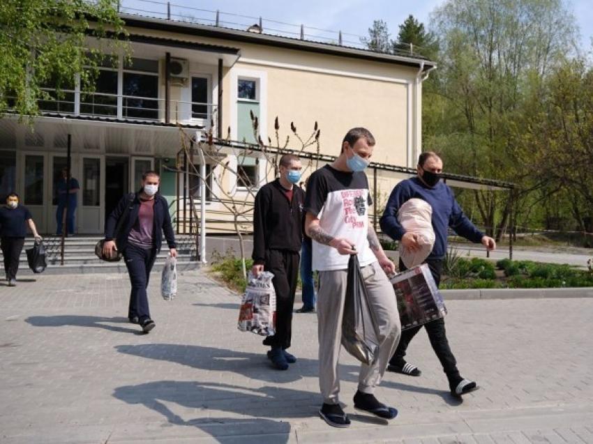 Rusya'nın serbest bıraktığı Ukraynalı esirlerin karantina süresi doldu