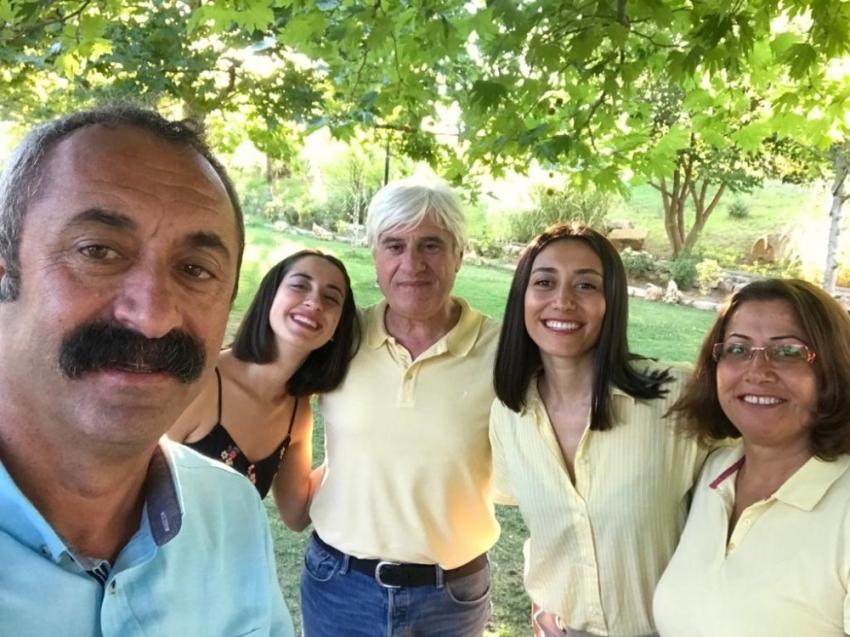 Maçoğlu'nun eşi ve kızının da Covid-19 testleri pozitif çıktı