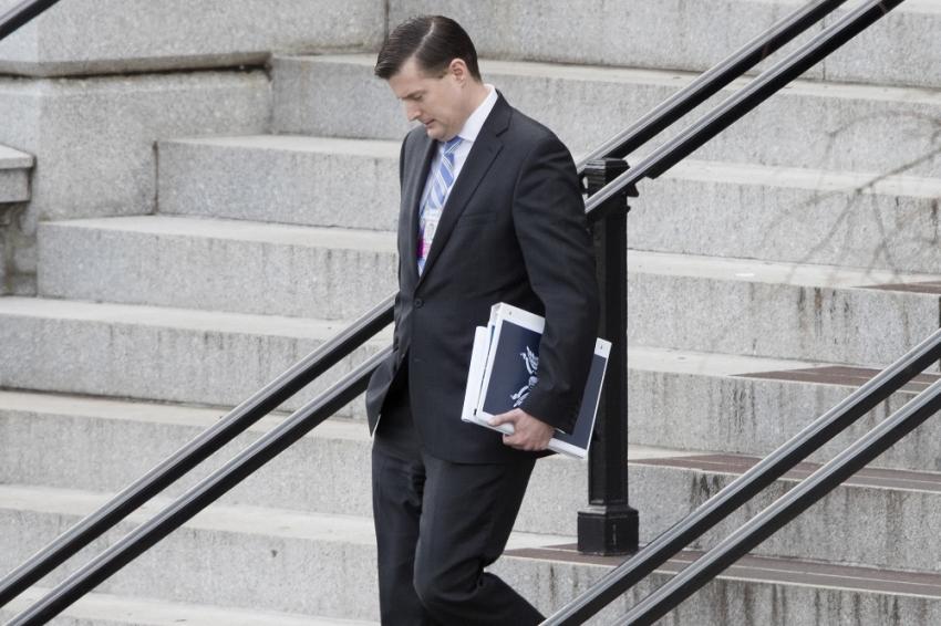 Beyaz Saray'ın kıdemli danışmanı istifa etti